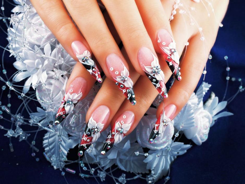 美甲教程,让自己也可以刷出美美的指甲