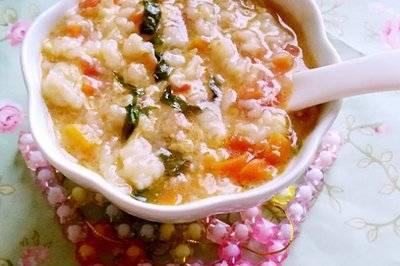 西红柿疙瘩汤的做法,酸酸甜甜惹人爱