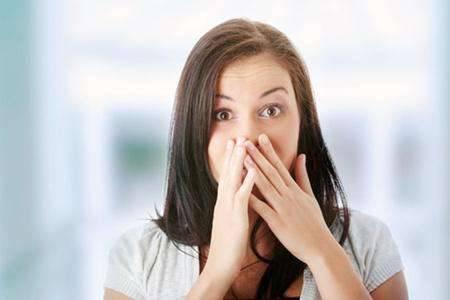 教你正确去除口臭 还你健康清新的口气