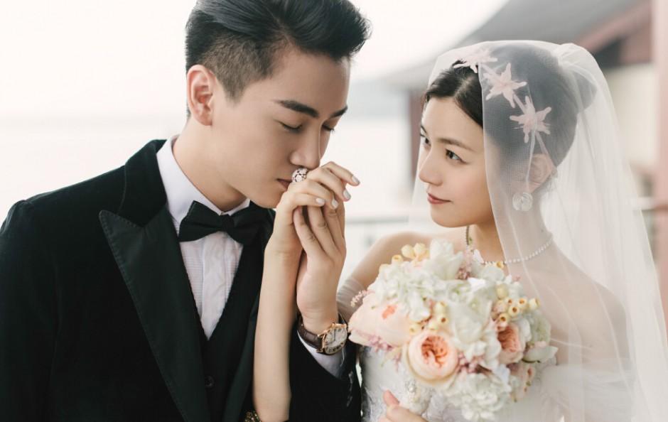 陈妍希称与陈晓每天都是情人节,自曝有二胎计划