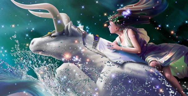 你知道金牛座的神话是一场爱情故事吗?
