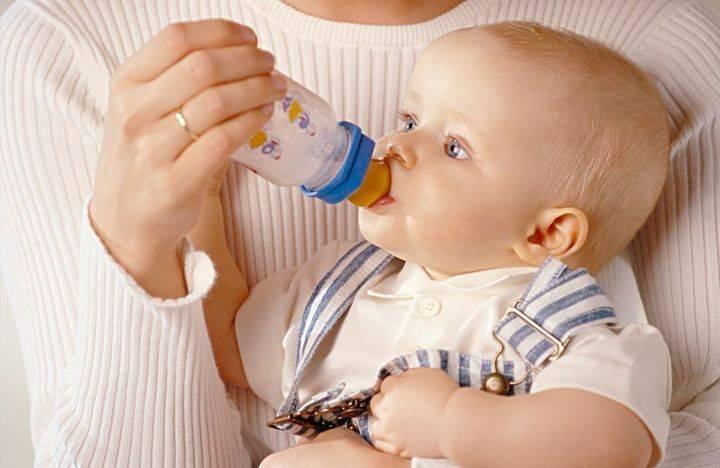 宝宝奶粉上火怎么办?分享几个小方法