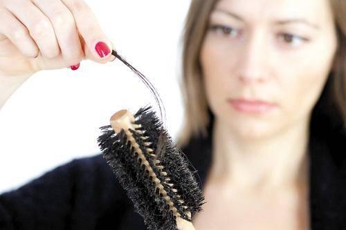 女生经常掉头发,很有可能是因为这个原因