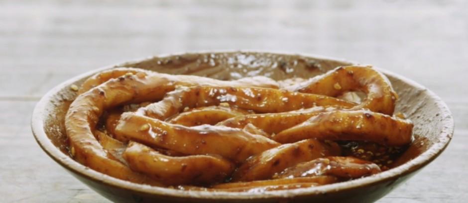 嚼劲十足甜水面 传统川菜享滋味