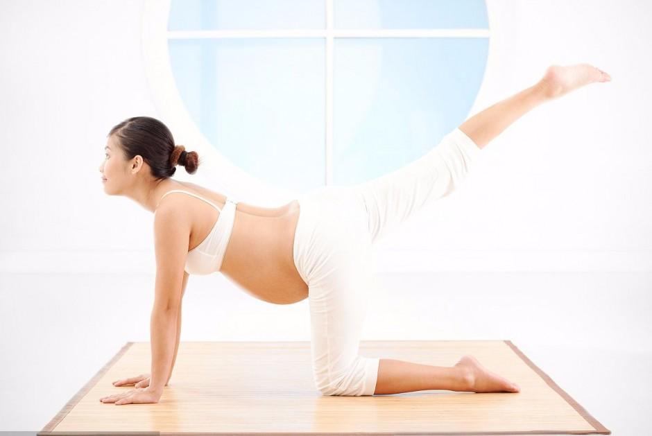 孕期做瑜伽有什么好处 这些你肯定不知道