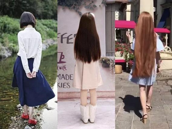 原来换个发型,也能让你显高不止半个头