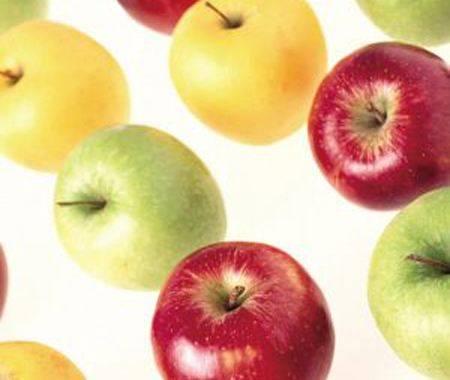 关于苹果你懂多少,不同颜色的苹果食用价值也不一样?