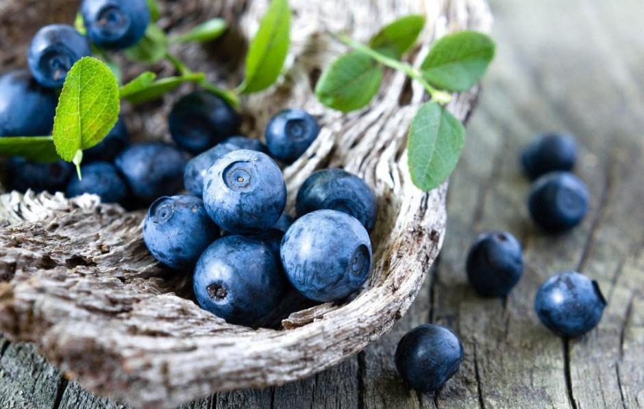 食疗养生爱好者的福利!不妨平时吃吃蓝莓