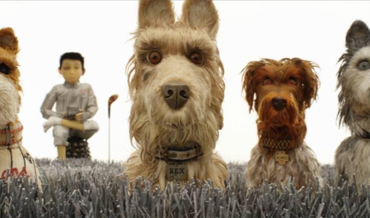 《犬之岛》:狗狗和男孩的冒险之旅