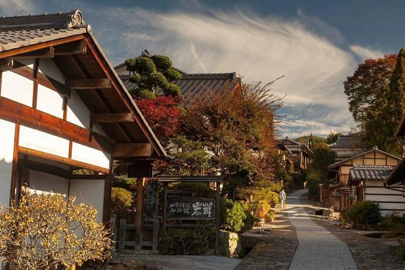 近两年最火的蜜月旅行路线 感受来自日本美食