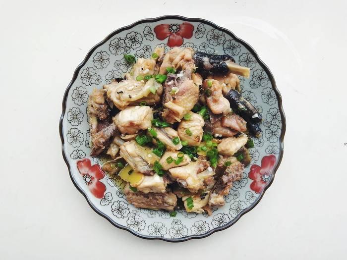 麻油沙姜鸡