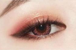 新手的眼影画法 基础画法应对不同眼型