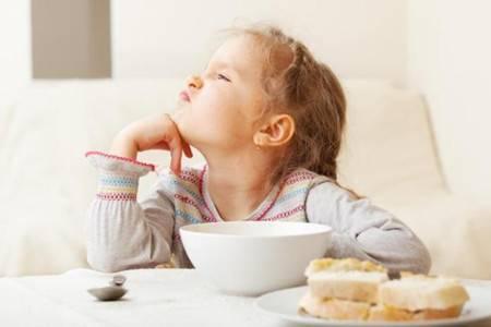 孩子没有食欲过度消瘦,妈妈需注意饮食搭配