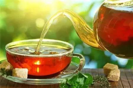 你常喝的养生红茶,竟然还是女生的护肤美容圣品