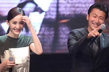 谢霆锋否认与杨幂恋情:离谱,我和王菲没分手,很好