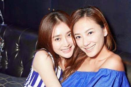 秦岚现身陈小春演唱会,与应采儿合体秀姐妹情深