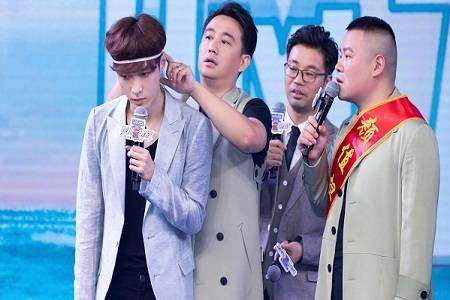 《极限挑战5》雷佳音缺席,贾乃亮将成第八位MC