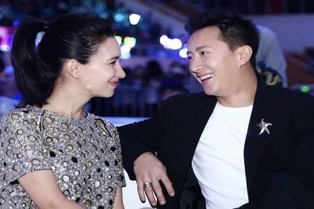 卢靖姗P掉无名指戒指,与韩庚的婚期将近了?