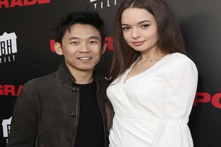《海王》导演温子仁订婚,未婚妻英格丽身材高挑,是名混血模特