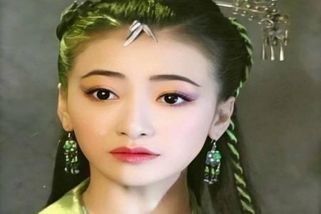 盘点陈紫函演过的古装角色:小青最美艳,平阳公主最让人心疼