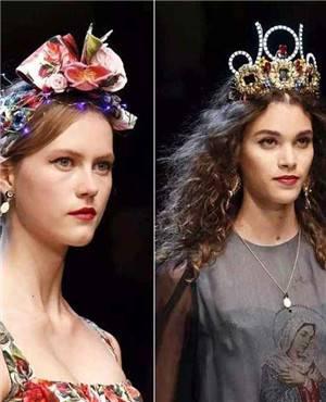 关晓彤蝴蝶结扎头发充满少女感,粉嫩发饰助力时尚