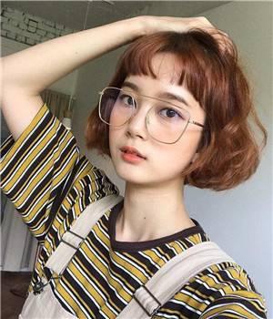 女生短发2020最新款图片,帅气温柔短发适合圆脸的发型