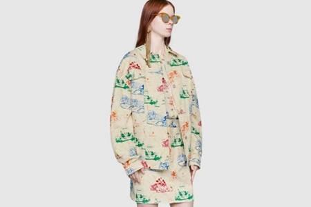 Gucci官网中国新年系列款式,迪士尼古驰联名设计上新