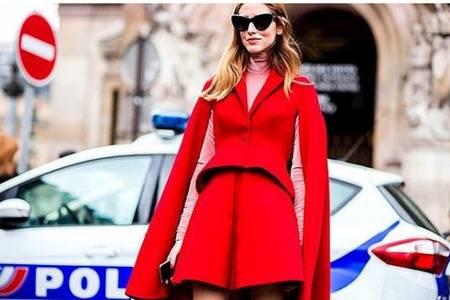 本明年要穿的红色服装,鼠年转运就靠这一些红色单品