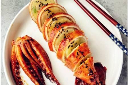 鱿鱼的六种家常做法,过年海鲜大菜做出弹嫩鱿鱼