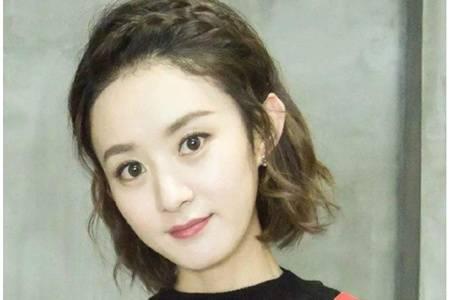 圆脸最适合的五款发型,小脸效果满分的女生发型图片