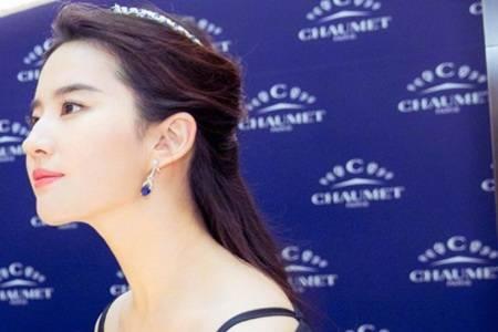尚美巴黎顶级奢华珠宝档次 刘亦菲品牌大使拍三千万封面