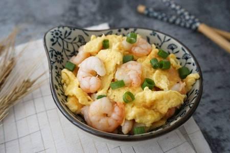 虾仁的做法大全,虾仁炒蛋、西兰花炒虾仁的美味做法