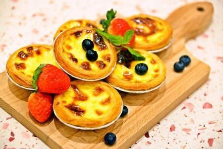 制作蛋挞的做法大全,自制蛋挞液的简单做法是美味的关键