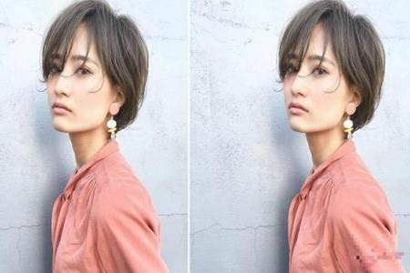 2020女生最新款短发图片,这五款短发剪出特色