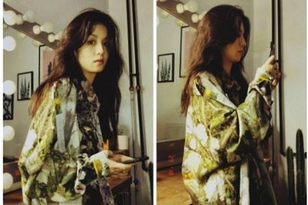 女生羊毛卷发型图片,羊毛卷发型的正确打理方法