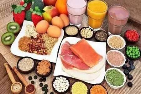 高蛋白食物有哪些