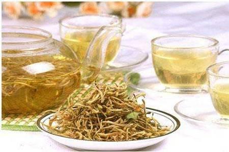 金银花的功效与作用,金银花泡水喝有两点禁忌