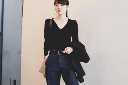 牛仔裤怎样搭配才能穿出高级感 喜欢穿裤子的女性莫错过