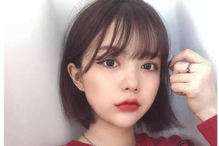 短发图片2020最新款,少女清新短发造型大全