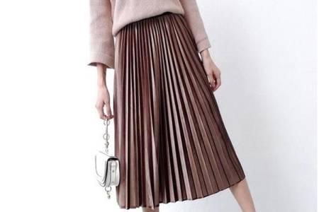 女生裙子搭配最全攻略,冬天也能穿的漂亮裙子