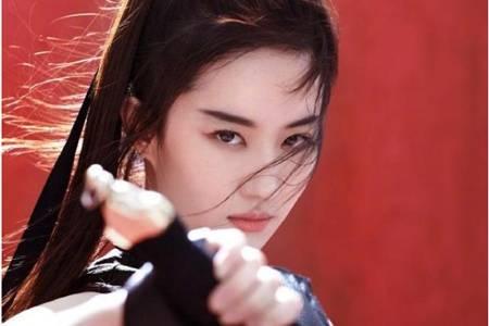 刘亦菲版《花木兰》电影上映时间,成本2亿删花木兰吻戏