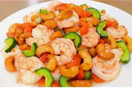 虾仁美味五种简单做法,鲜嫩大虾制作方法