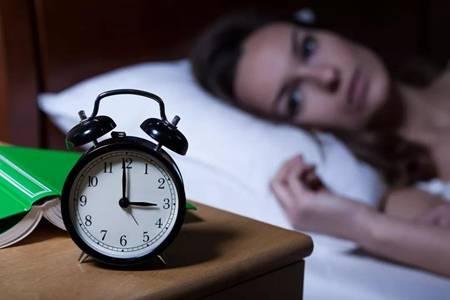 失眠快速睡着的六个方法,让你上床就能拥有好睡眠