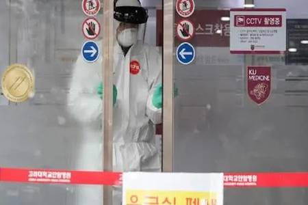 韩国累计7513例,中国境外疫情地图数据真实但可控