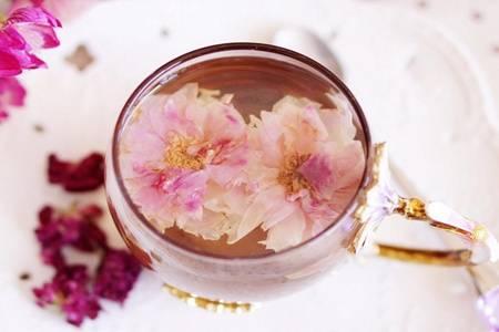 玫瑰花茶和什么搭配好?六种花茶喝法瘦身调经功效快速
