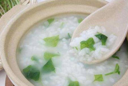 青菜粥的简单做法 好吃的青菜粥煮法简单步骤小窍门