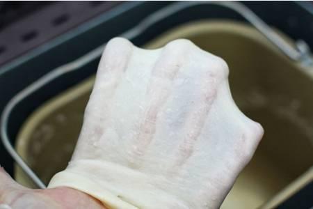 面粉发酵方法