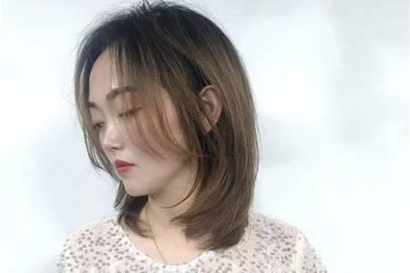 发型设计与脸型搭配图片,女生选对发型改变长脸圆脸