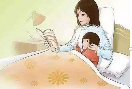幼儿教育:每天睡前坚持亲子阅读的好处和效果