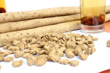 牛蒡根的功效与作用,女人喝牛蒡根泡水排毒助消化